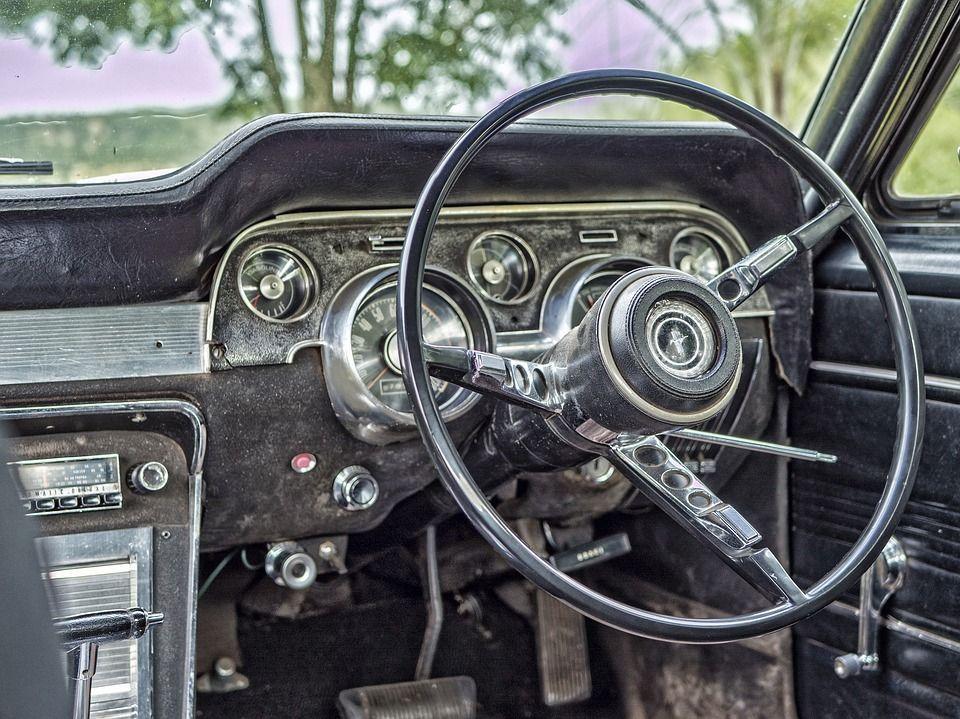 recambio coche clasico