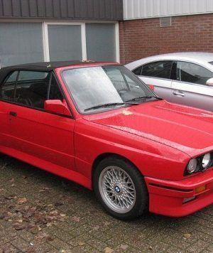 CAPOTAS BMW E30