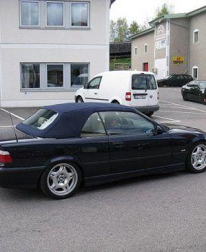 capota BMW E36 Cabrio