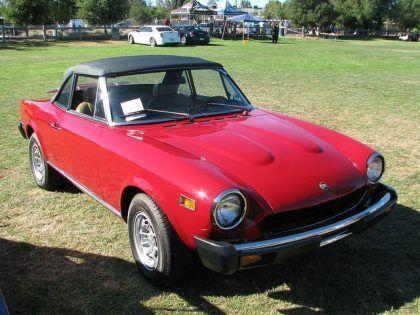CAPOTA FIAT - SEAT 124 CSI SPIDER 1966 - 1979