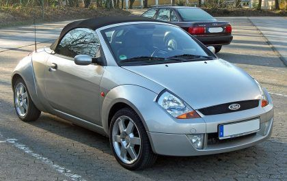 Capota Ford Street Ka Cabrio