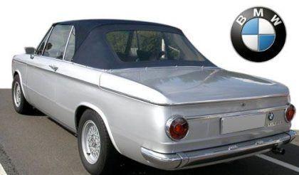 Capotas BMW 1602-2002 Cabrio (67-72)