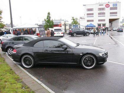 capota BMW E64 CABRIO