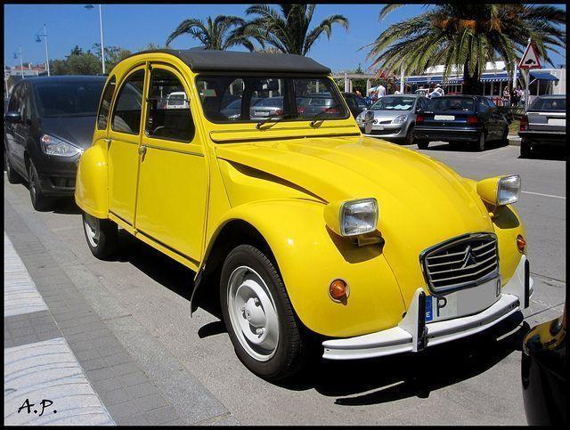 Capota Citroën 2cv Cabrio