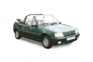 Peugeot 205 cabriolet (1986-1994)