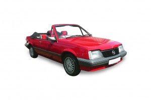 Opel Ascona (1983-1987)